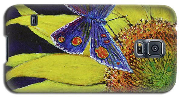Butterfly Haven Galaxy S5 Case