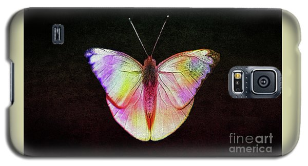 Butterfly In Retro  Galaxy S5 Case