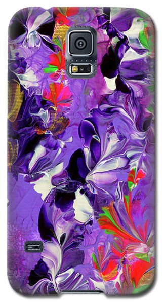 Butterfly Island Treasures Galaxy S5 Case