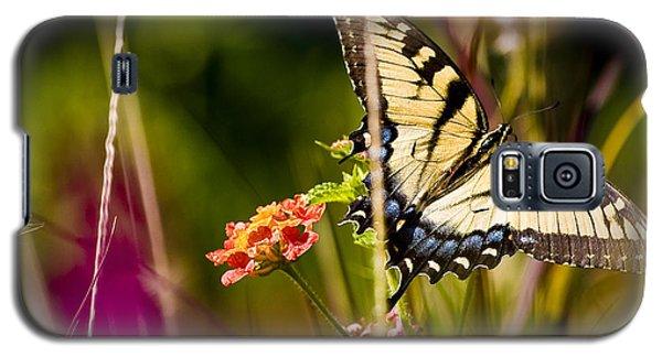 Butterfly Jungle Galaxy S5 Case