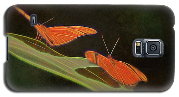 Butterfly Love 1a Galaxy S5 Case