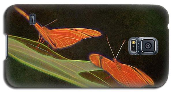 Butterfly Love 1a Galaxy S5 Case
