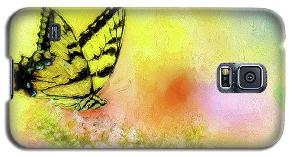 Butterfly Love Galaxy S5 Case