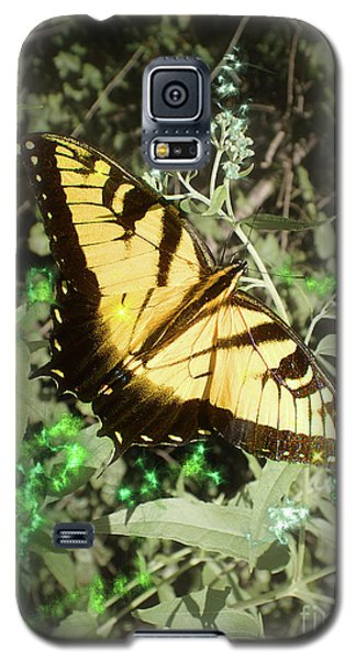 Butterfly Magic Galaxy S5 Case