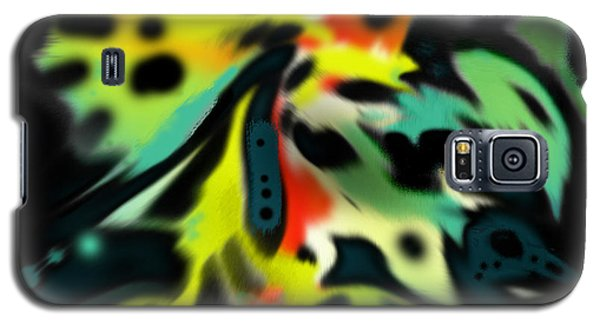 Butterfly Menagerie Galaxy S5 Case