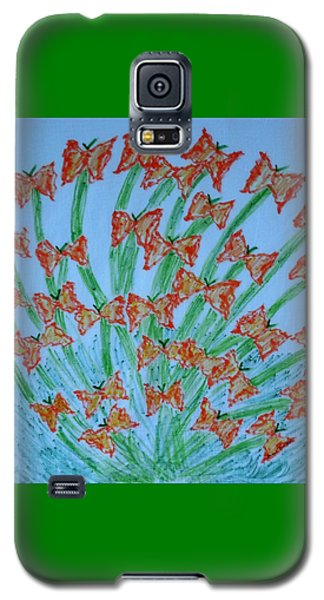 Butterfly Motion Galaxy S5 Case