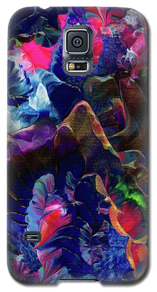 Butterfly Mountain Galaxy S5 Case