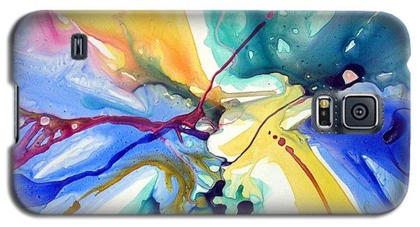 Butterfly Nebula Galaxy S5 Case