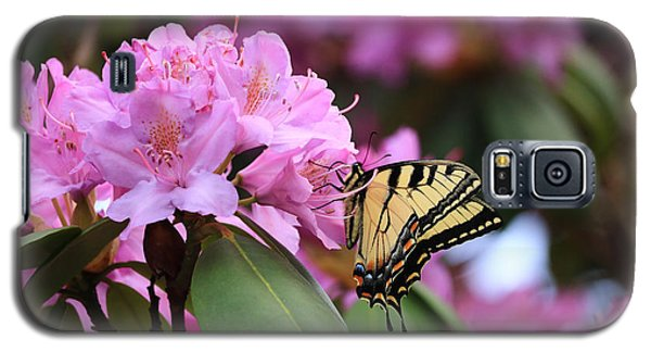 Butterfly Paradise Galaxy S5 Case