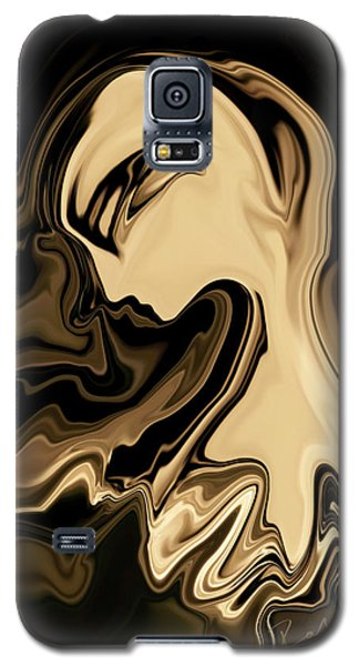 Galaxy S5 Case featuring the digital art Butterfly Princess by Rabi Khan