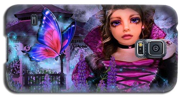 Butterfly Queen Galaxy S5 Case