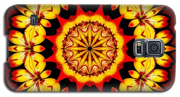 Butterfly Sun Galaxy S5 Case