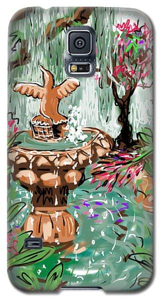 Butterfly World Galaxy S5 Case