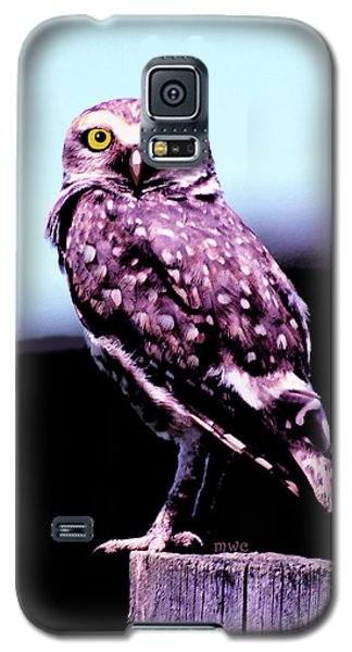 Burrowing Owl Galaxy S5 Case