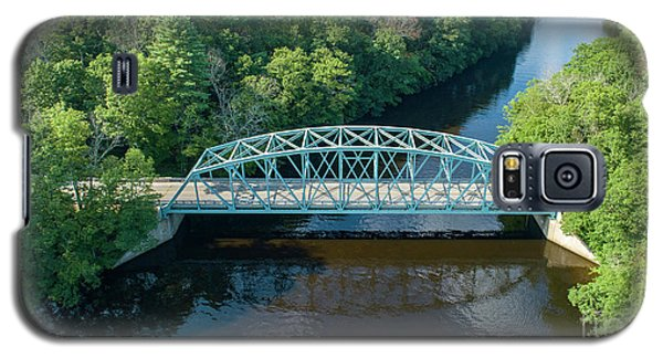 Butts Bridge Summertime Galaxy S5 Case