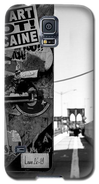Buy Art Not Cocaine Galaxy S5 Case by James Aiken