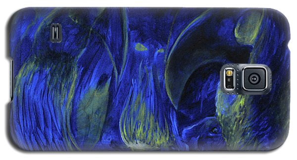 Buzzards Banquet Galaxy S5 Case by Christophe Ennis