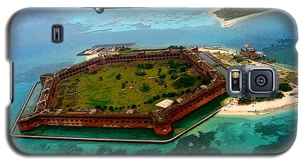 Buzzing The Dry Tortugas Galaxy S5 Case