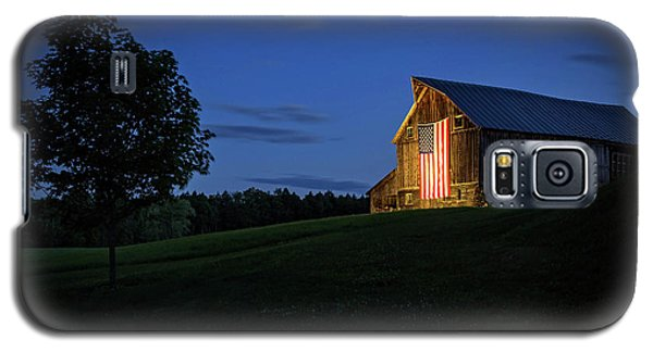 Old Glory By Dusks Early Light Galaxy S5 Case