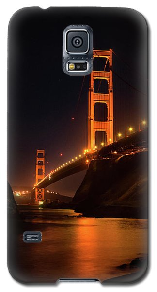 By The Golden Gate Galaxy S5 Case