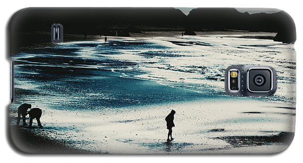 By The Light Of The Silvery Moon Galaxy S5 Case
