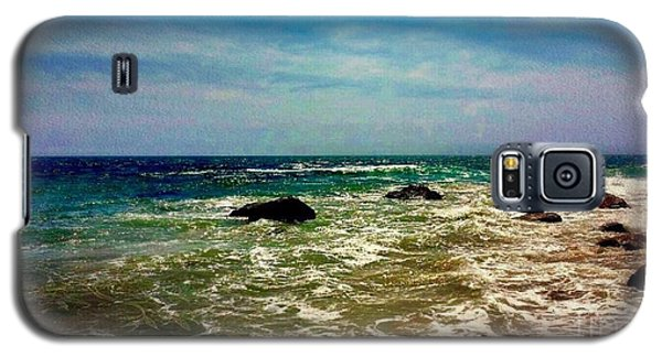 By The  Ocean  Galaxy S5 Case