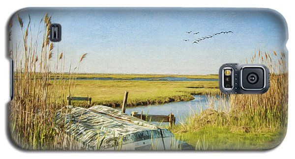 By The Sea Galaxy S5 Case