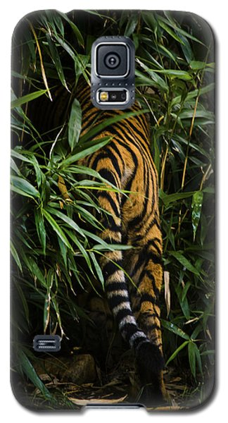 Galaxy S5 Case featuring the photograph Bye by Cheri McEachin