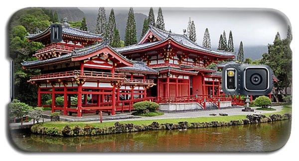 Byodo-in Temple Oahu Galaxy S5 Case