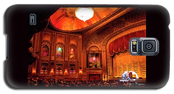 Byrd Theatre Organist II Galaxy S5 Case by Jean Haynes