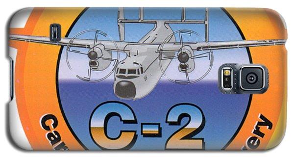 C-2 Greyhound Galaxy S5 Case