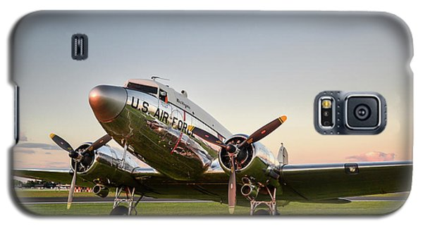 C-47 At Dusk Galaxy S5 Case