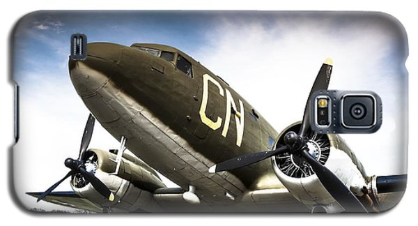 C-47d Skytrain Galaxy S5 Case