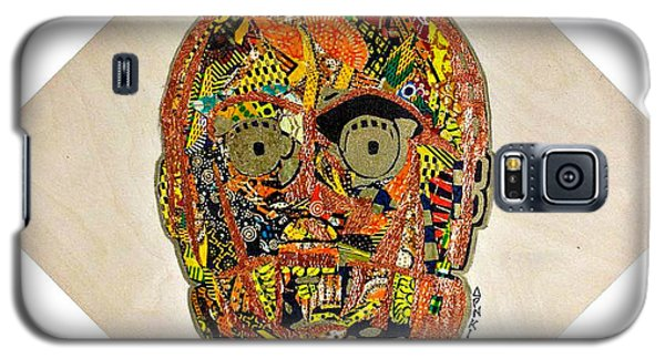 C3po Star Wars Afrofuturist Collection Galaxy S5 Case
