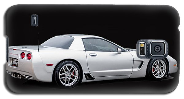 C6 Corvette Galaxy S5 Case