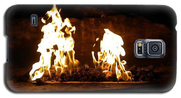 Cabana Fire  Galaxy S5 Case