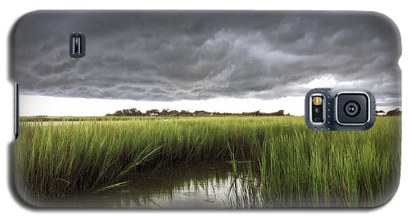 Cabbage Inlet Cold Front Galaxy S5 Case by Phil Mancuso