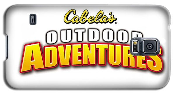 Design Galaxy S5 Case - Cabela's Outdoor Adventures by Super Lovely