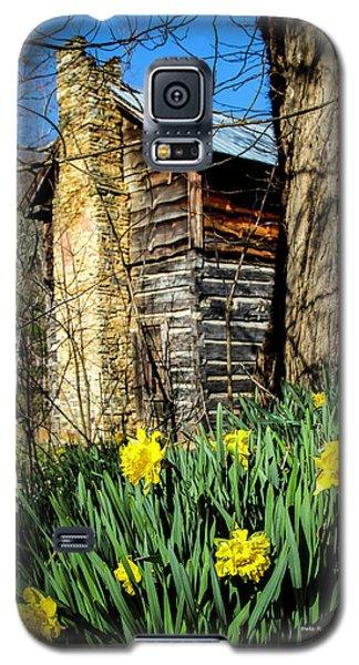 Cabin Spring Galaxy S5 Case