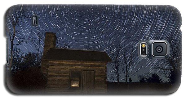 Cabin Under The Stars Galaxy S5 Case