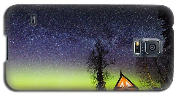 Cabins Glow Galaxy S5 Case