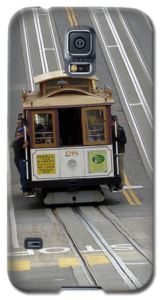 Galaxy S5 Case featuring the photograph Cable Car by Steven Spak