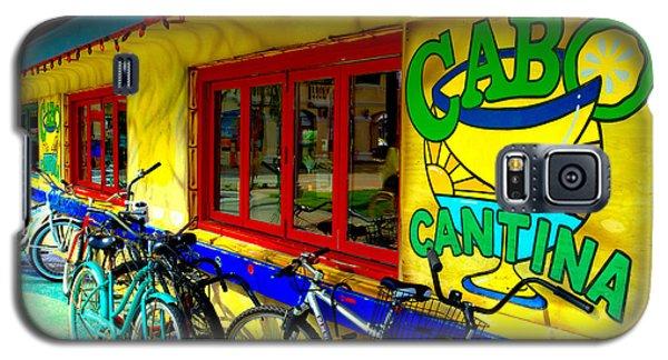 Cabo Cantina - Balboa Galaxy S5 Case by Jim Carrell