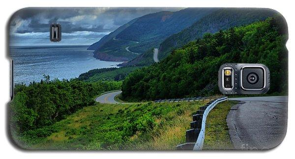 Cabot Trail Galaxy S5 Case by Joe  Ng