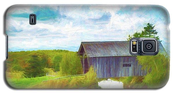 Cabot Vermont Covered Bridge Galaxy S5 Case
