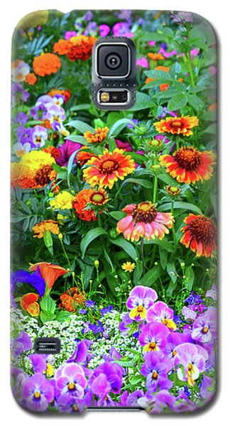 Summer Symphony Of Color Galaxy S5 Case