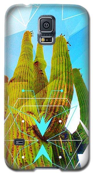 Cacti Embrace Galaxy S5 Case