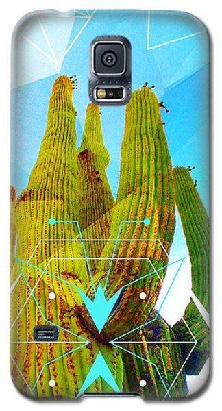 Cacti Embrace Galaxy S5 Case
