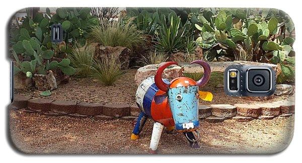 Cacti Garden At Wildseed Farms Galaxy S5 Case