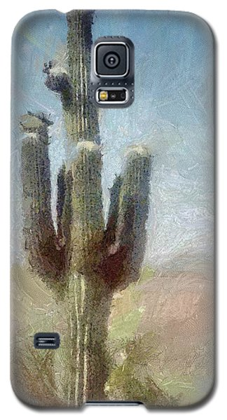 Cactus Galaxy S5 Case by Jeff Kolker